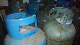 Garrafas de 10 kg VACIAS  3200
