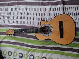 Guitarra pequeña usada buen estado