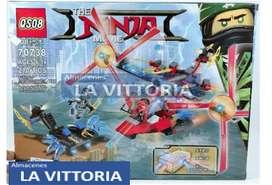 Lego Ninja Nave Armable