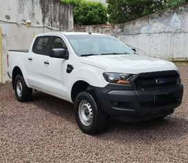 Ford Ranger safety 4x2 xl año 2017 Impecable