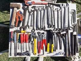 Vendo herramientas o permuto x celular