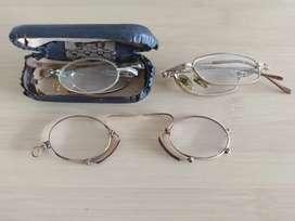 Gafas Antiguas Colección Espectacular Única