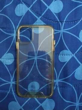 Carcasa protectora transparente para celular, protector antichoque