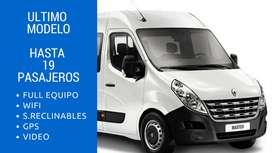 Transporte Terrestre, Humanitario Te Esperamos En El Aeropuerto, Cobertura Nacional, Asesoria Integral, Camionetas Vans.