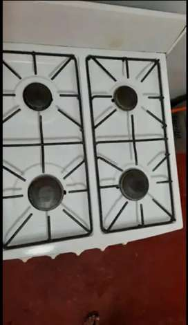 Cocina faeda 4 hornillas