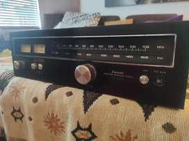 Sintonizador Vintage Sansui