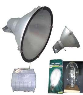 Lampara Reflector Para Alumbrado Publico Roy Alpha 250w