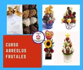 CURSO DE ARREGLSO FRUTALES