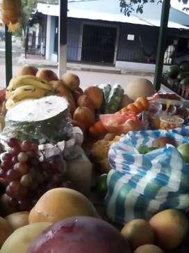 Frutas a domicilio
