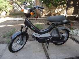 Ciclomotor 50cc 2T Atala Green Italiano, muy buen estado, único en Argentina