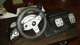 Timón  Steering wheel