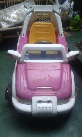 carro de juguete
