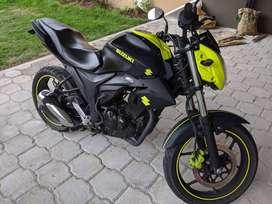 Suzuki Gixxer 150cc!