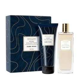 Set perfume y gel de baño para hombre Oriflame
