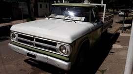 Ford Dodge, modelo D-200, motor perkin 6 gasoil