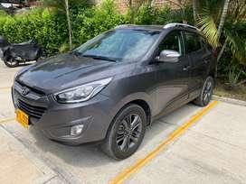 Hyundai Tucson ix35 2015 con 43.000 Km