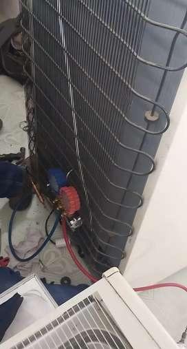Servicio técnico a domicilio en reparaciones y mantenimientos en neveras.