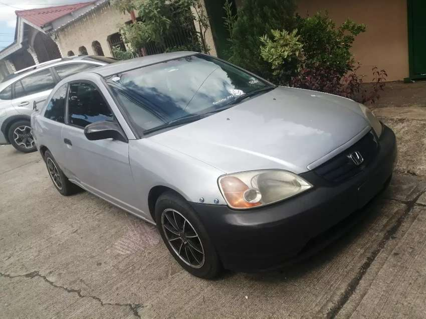 Honda civic 2001 0