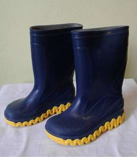 Botas lluvia Calfor nro 23  color azul