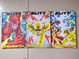 Comic Flash Blitz
