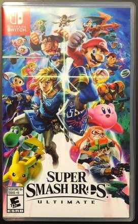 Super Smash Bros Ultimate, Nintendo Switch