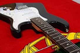 ¡Guitarra Eléctrica Stratocaster Texas + Funda!Vendo o permuto