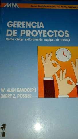 Libro sobre gerencia de proyectos