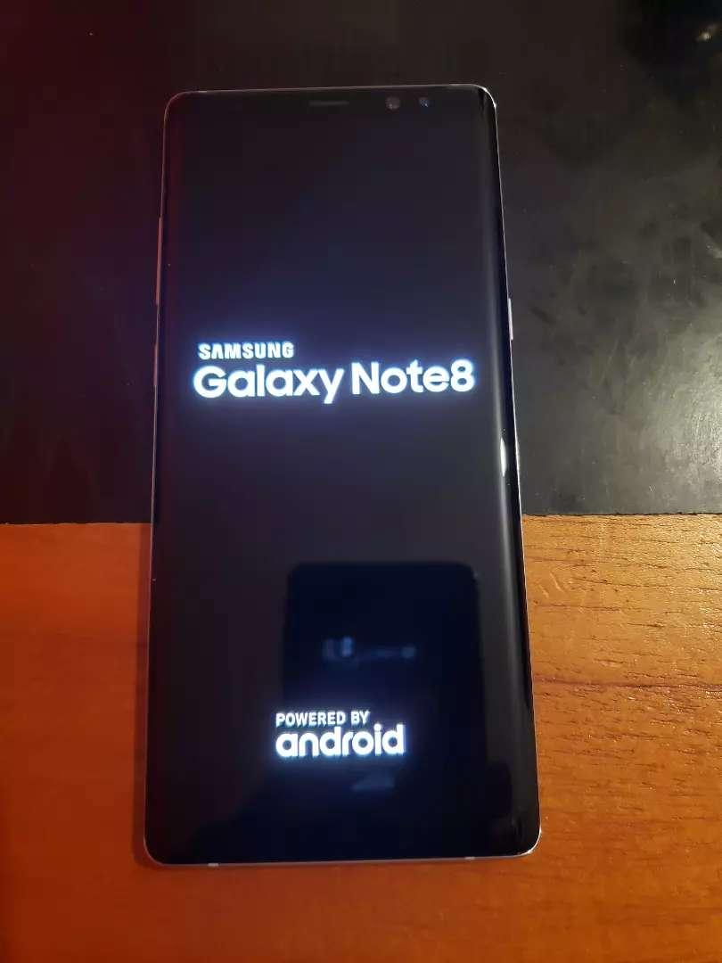 Vendo Samsung Note 8 Leer 0