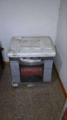 Vendo Horno Electrico Longvie He1900xf Acero Inox!!!