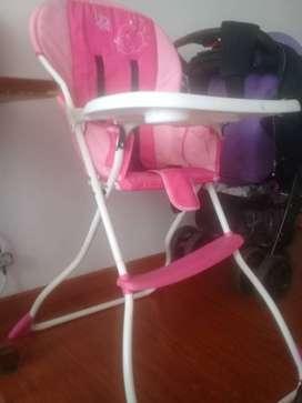 Mesa de comer para bebe