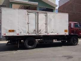 Camión isuzu modelo FSR
