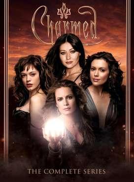 Charmed (1998-2006) [Constance M. Burge] (178 capítulos) en 16 DVDs con ENVÍO INCLUIDO