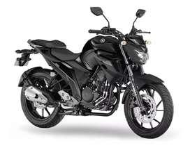 Moto Yamaha Fz25 de 250cc año 2018