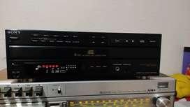 Unidad de cd Sony