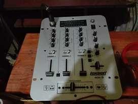 Vendo mixer de 3 canales marca lexen