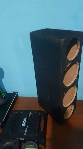 Vendo audio !!