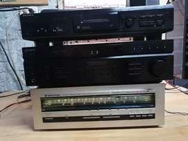 Tuner radio kenwood kt 413