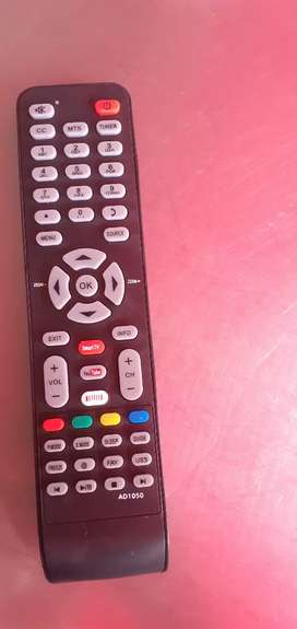 Control smart tv para televisores kalley SMART  de 32 pulgadas en adelante