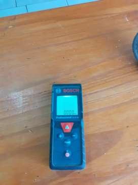 Vendo medidor laser