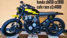 Honda cb 650cc