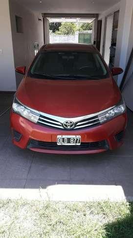 Toyota Corolla Cvt