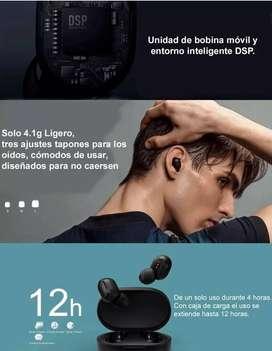Earbuds - Airdots (auriculares Bluetooth Xiaomi Original)