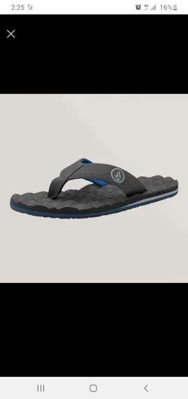 Vendo sandalias volcom recliner