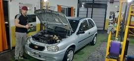 Chevrolet Corsa 3 p 1.6 segunda dueña 85.000 km
