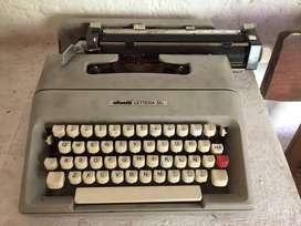 Maquina de Escribir Olivetti 35