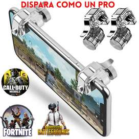 GATILLOS GAMERS PARA CELULAR Pbg Call of duty Fornite Palancas