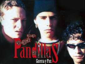 Pandillas, Guerra y Paz (1999-2010) Serie completa Envío Incluido