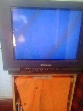 Vendo tv philco de 21 pulgadas.