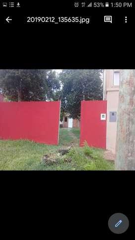 Vendo terreno en Barrio Papinni