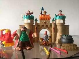 Castillo encantado Wizard's World (representación de Harry Potter)
